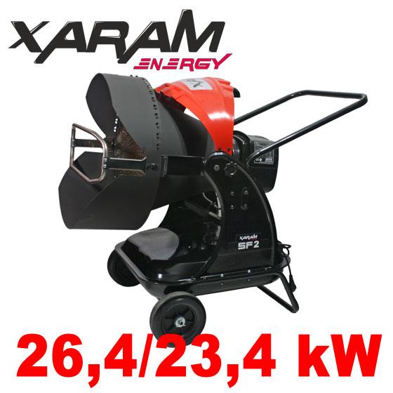 Promiennik olejowy Xaram Energy SF-2 26,4 / 23,4 kW