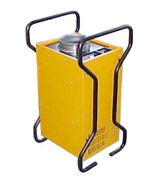 Nagrzewnica kanałowa Xaram Energy / Heater VK 15 kW