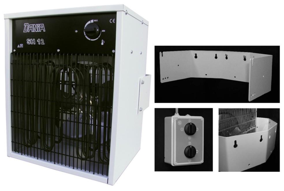 Nagrzewnica elektryczna XARAM Energy / heater SH