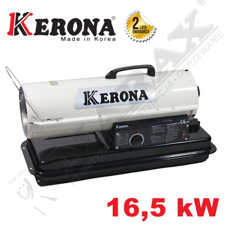 Nagrzewnica olejowa KERONA ECONOMIC EF75 16,5 kW