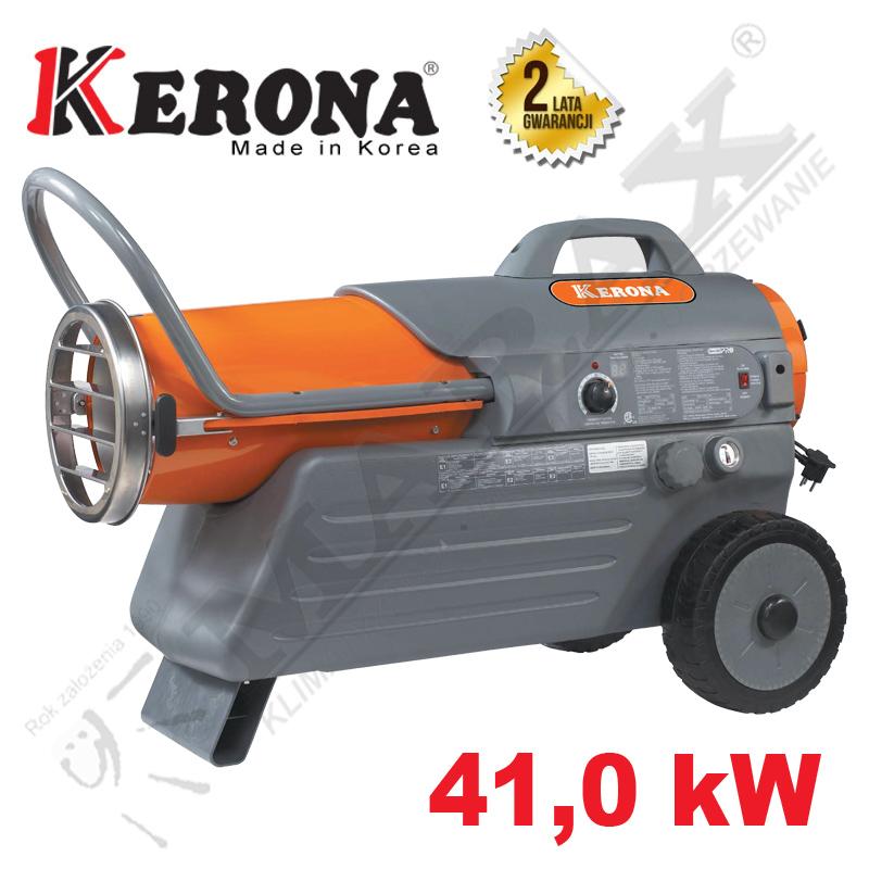 Nagrzewnica olejowa KERONA SPECIAL EDITION KFA-170TDGP 41 kW