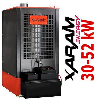Piec - nagrzewnica multiolejowa XARAM ENERGY XE 52