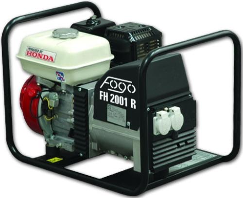 Rewelacyjny FOGO FH 2001R moc 2400W, agregat prądotwórczy, prądnica spalinowa ER08