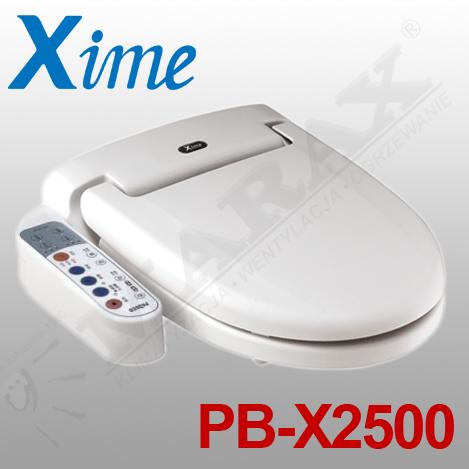 Elektroniczna deska bidetowa sedesowa XIME PB-X2500