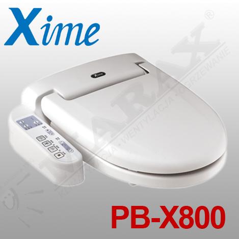 Elektroniczna deska bidetowa sedesowa XIME PB-X800
