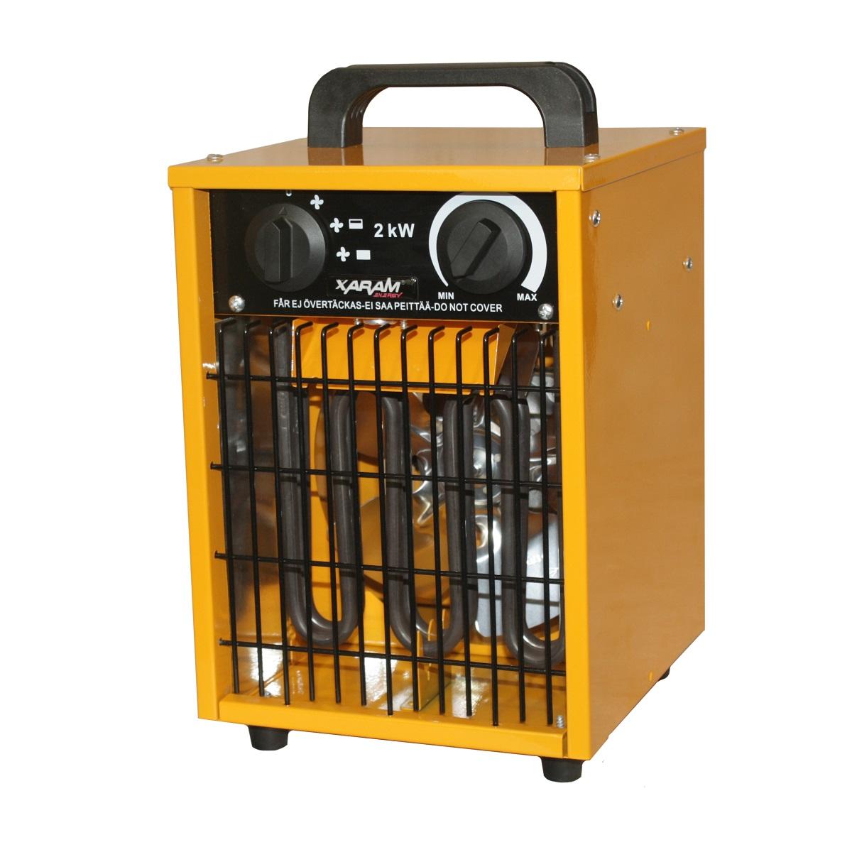nagrzewnice elektryczna xaram energy / heater 2 kW