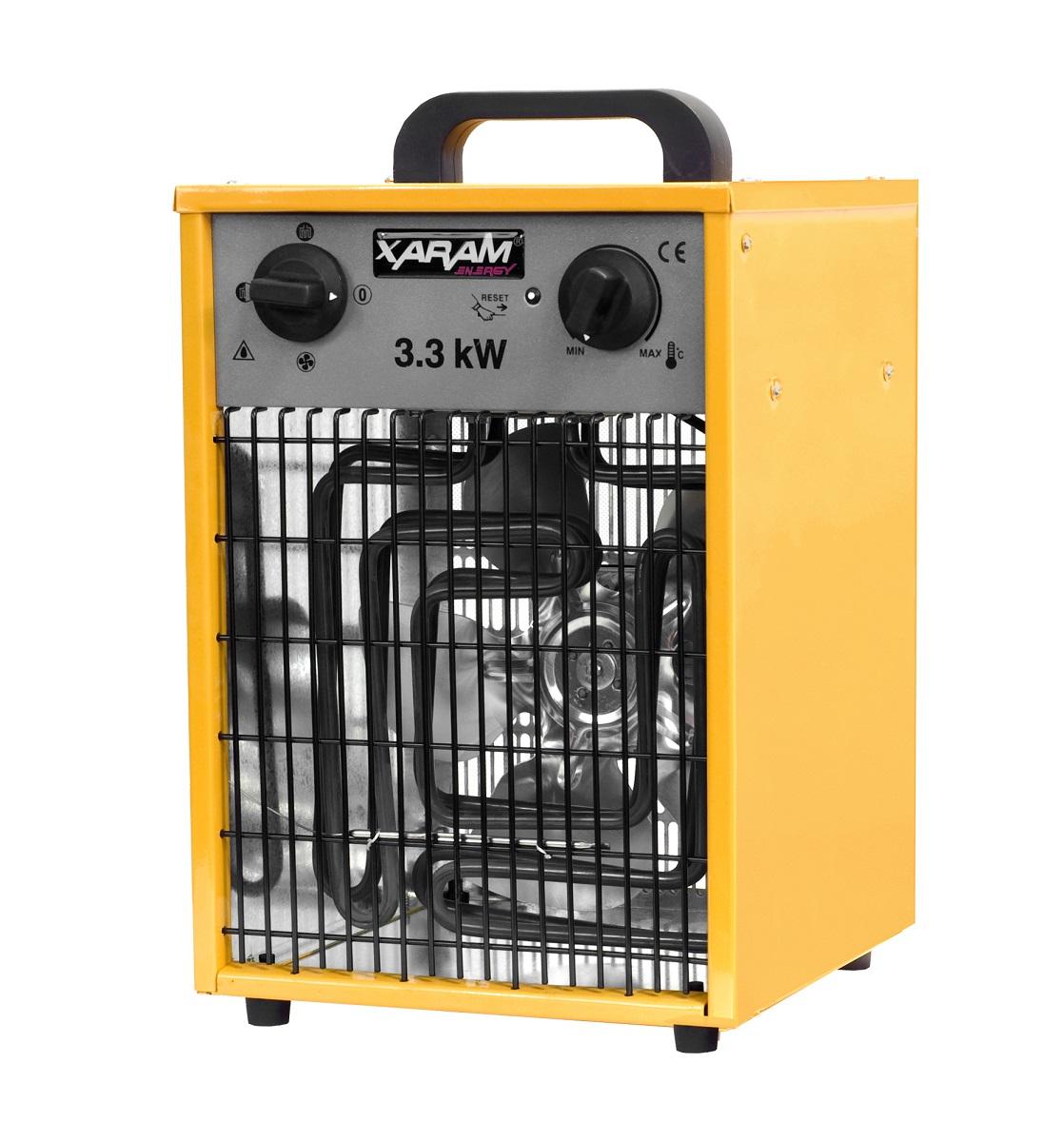 nagrzewnice elektryczna xaram energy / heater 3,3 kW