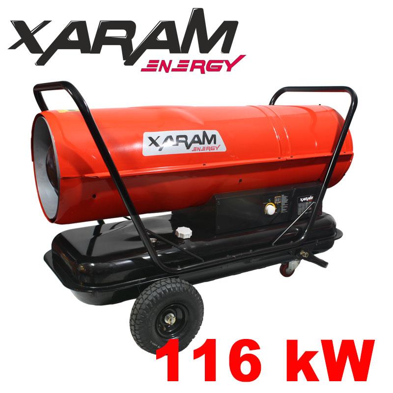 Nagrzewnica olejowa XARAM ENERGY Z-Fire ZF-100