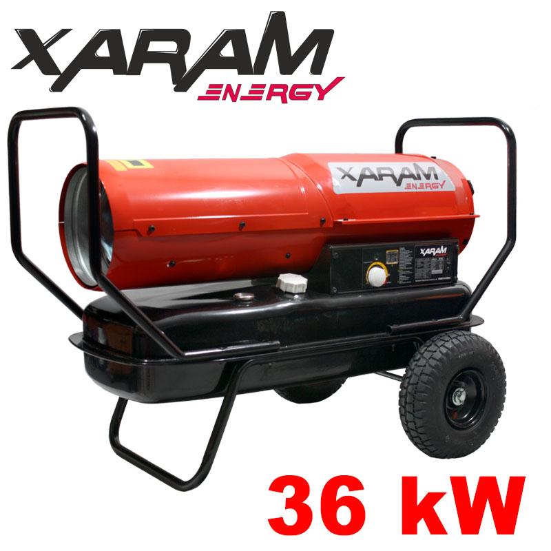 Nagrzewnica olejowa XARAM ENERGY Z-Fire ZF-30