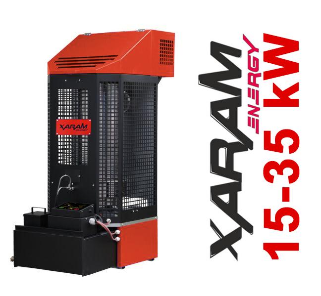xaram energy xe 17-33 nagrzewnica na olej przepracowany