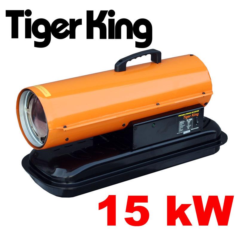 Nagrzewnica olejowa TIGER KING 15 KW